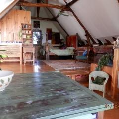 Ferienwohnung und Galerie