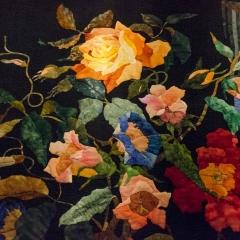 Tatiana Morozova-Rostovskaya_Florentine mosaics_Detail