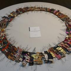 Artextures - Carole Simard-Laflamme - Cueillette de 100 robes semailles