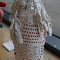 Fabienne Bassang - Totem dreadlocks