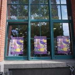 Fenster Phorms-Campus