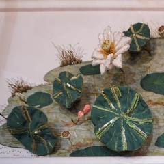 Caroline Gamb - Le lotus