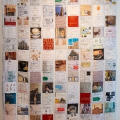 Christine Läubli: italienische reisedecke