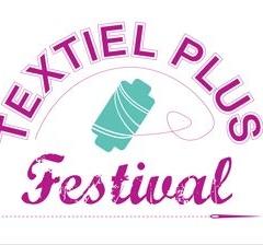Logo Textiel Plus Festival