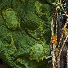 Mariëlle van den Bergh - Primal Nature - detail