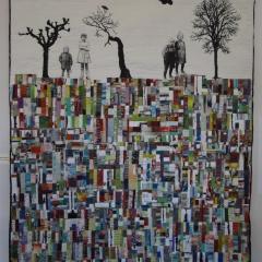 """""""Neue Heimat"""" von Monika Schiwy-Jessen"""