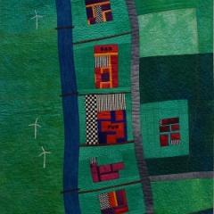 SAQA - Alicia Merret - The Long Village