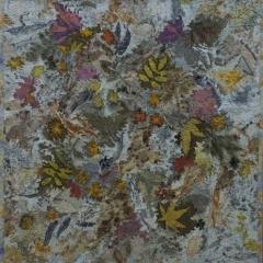 SAQA - Maya Chaimovich - Tangled Shubbery