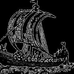 Wikinmgerschiff, Bild von Simon auf Pixabay