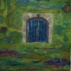 Madga Goldbach - Blendender Weg, der sich vor Licht verlor