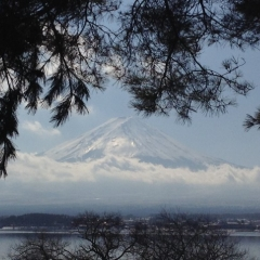 Fuji, Foto: J. Reichenbach