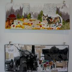 Black Forest Meeting, Elisabeth Nusser-Lampe Heinrich und die Rote, Gudrun Bialas
