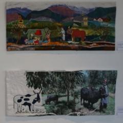 Afghanistan - wie vor 40 Jahren?, Maria Drachsel The happy cow, Eva Wöhrl Von Menschen und Kühen, Ingrid Eckert In Memoriam Mena, Margret Rößler-Wacker
