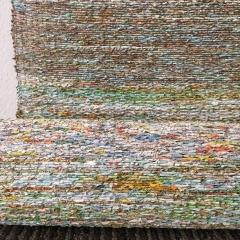 marianna gostner - teppich aus atlasseiten brockenhaus, Foto, Christine Läubli