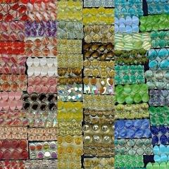 Gablonzer Mehrfarbenglas