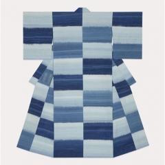 Shimura, Kimono Himmel und See (Medium)