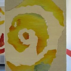 Christine Utsch, Bildgewebe zu Psalm, 84 1 x 1,55